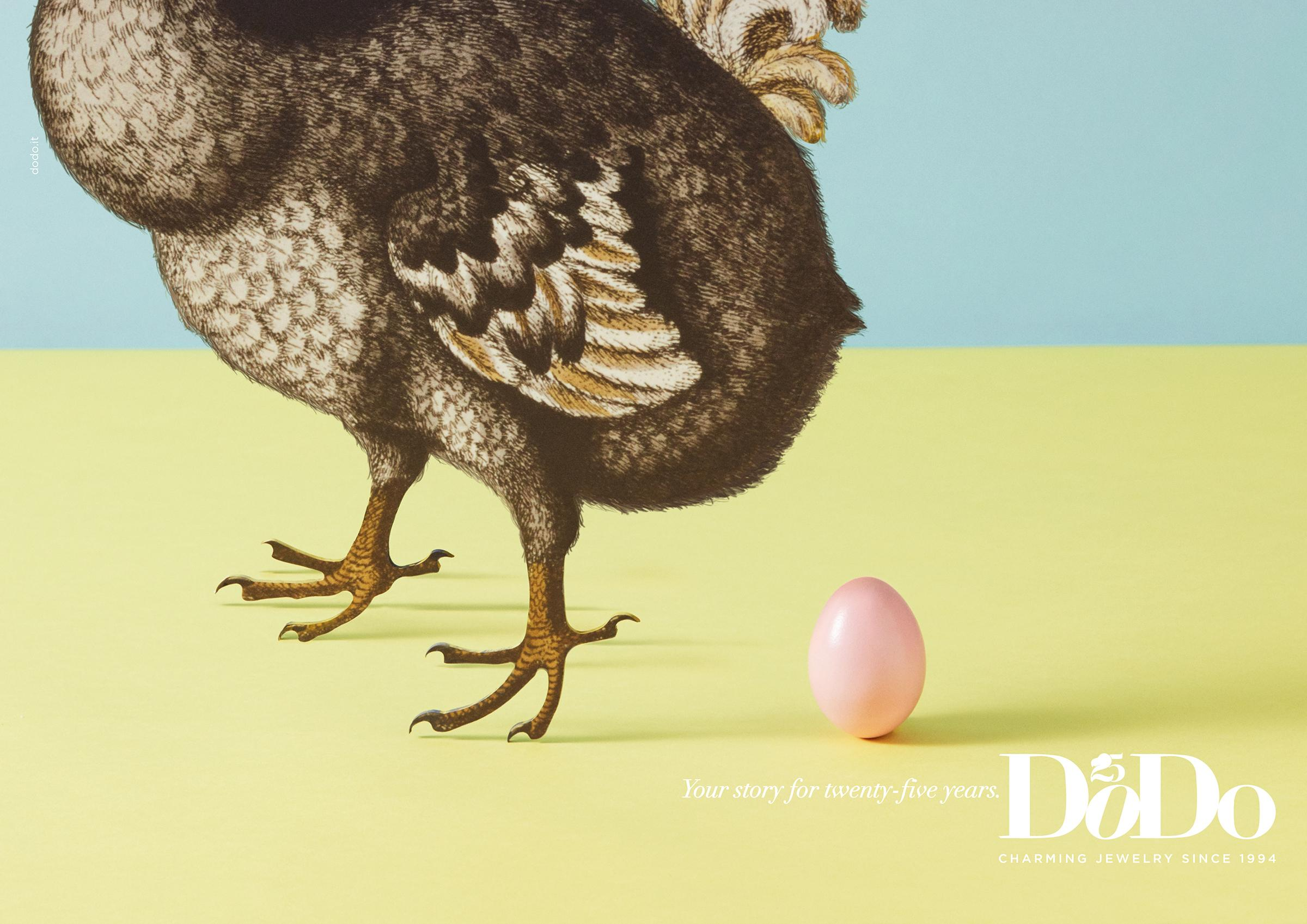 Pomellato: Institutional Campaign DoDo