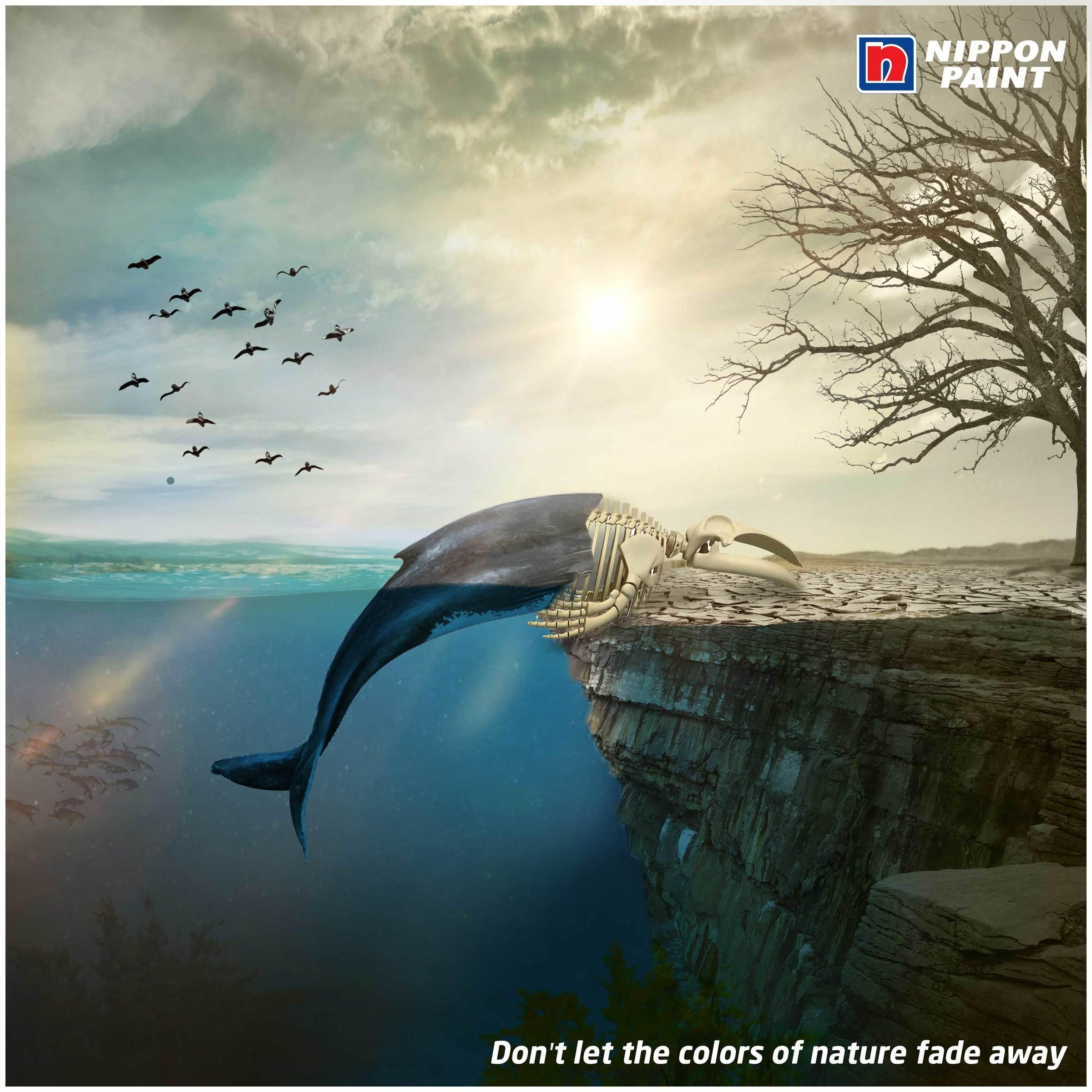 Nippon Paint: Don't Let Colors of Nature Fade Away