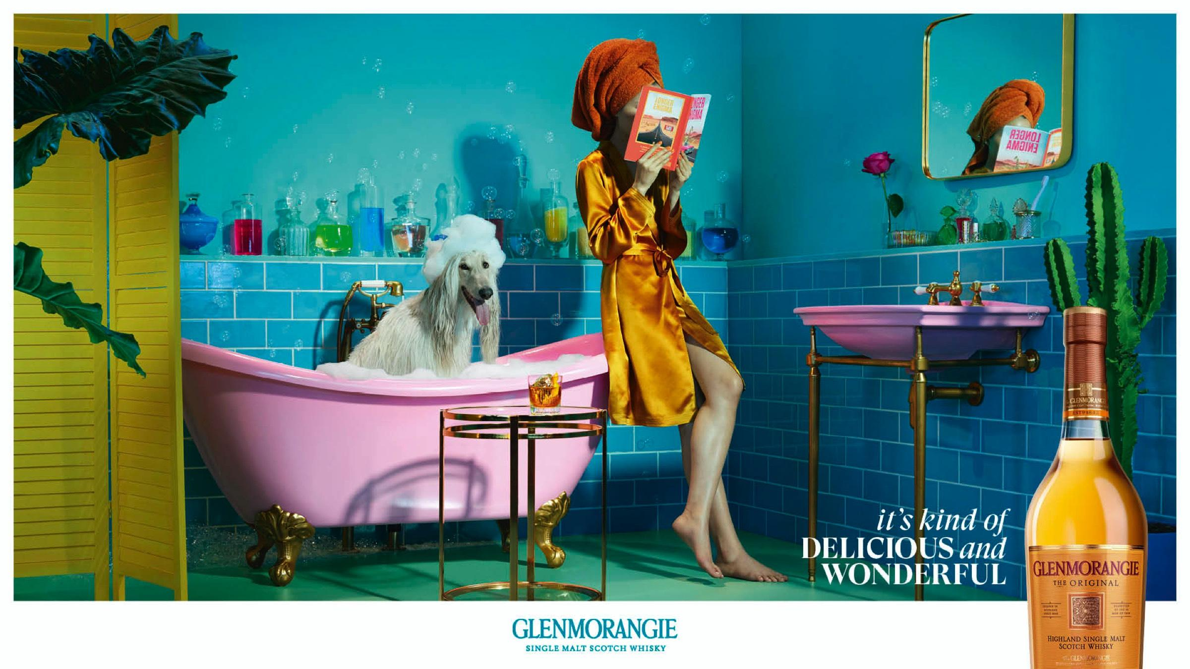 Glenmorangie: It's kind of delicious and wonderful