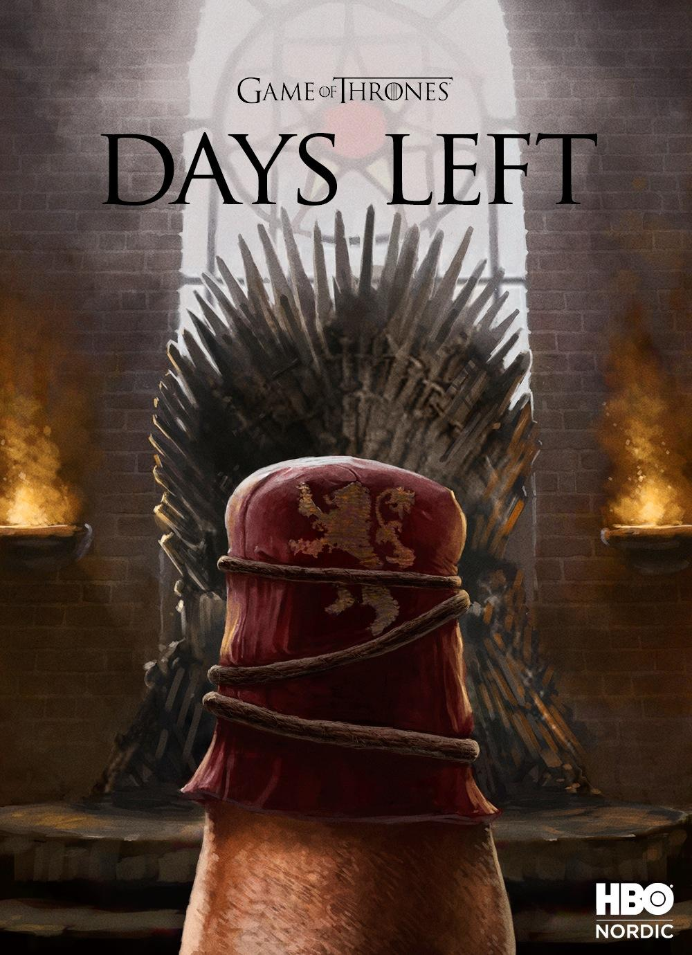 Game Of Thrones:  The Countdown, 6