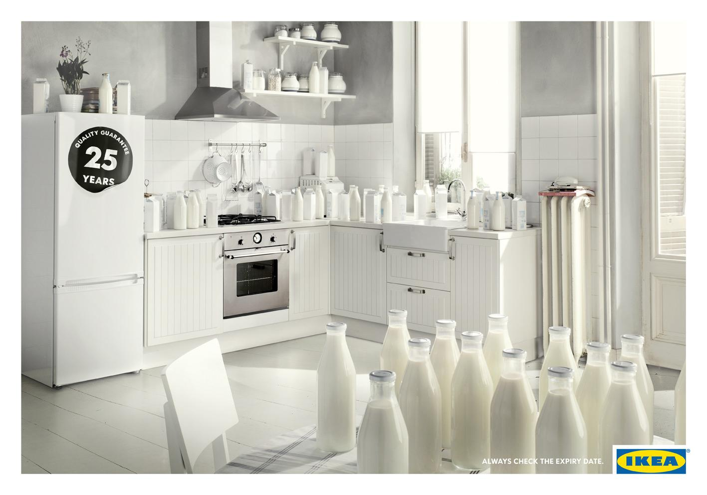 IKEA:  Always check the expiry date