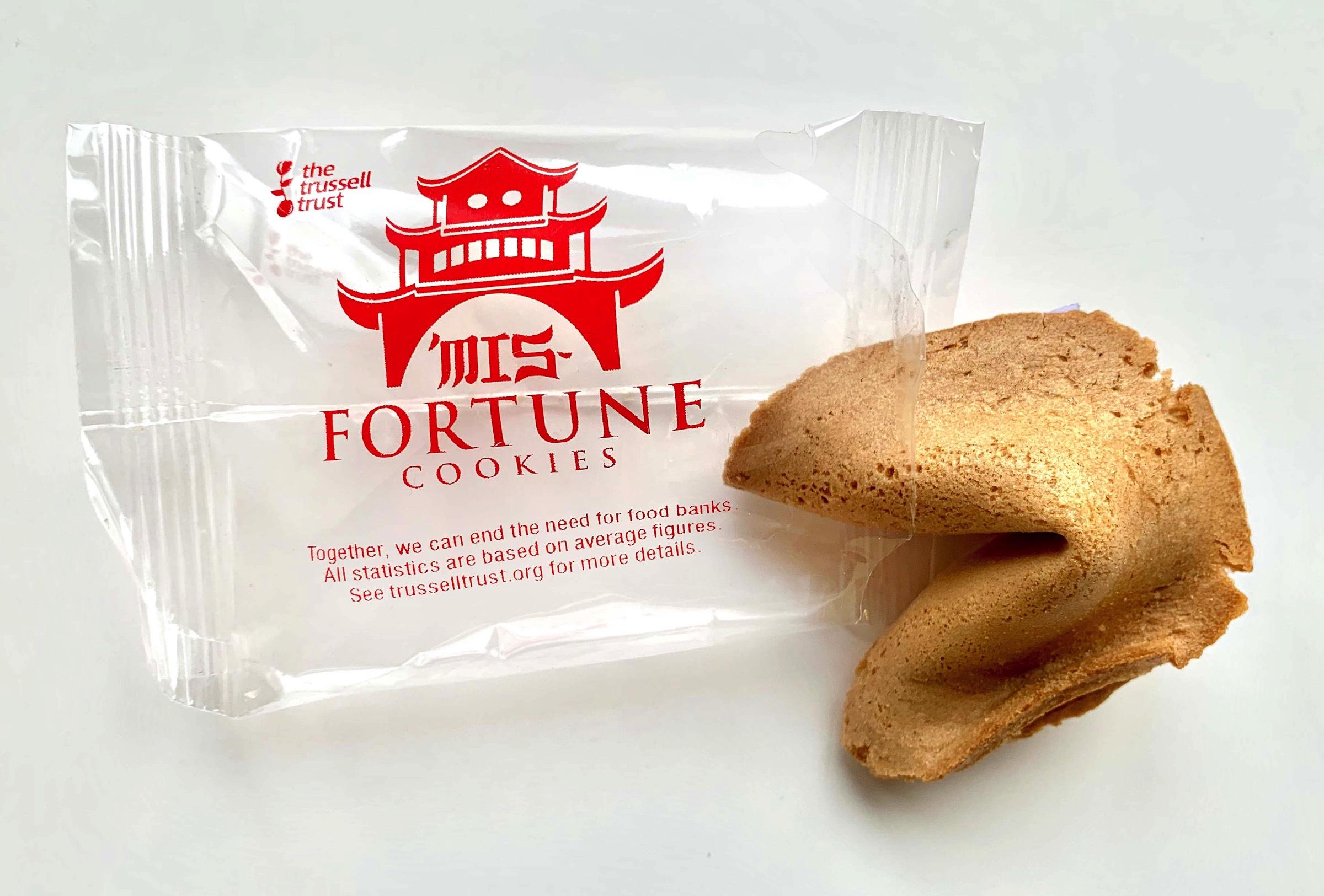 The Trussell Trust: Misfortune Cookies