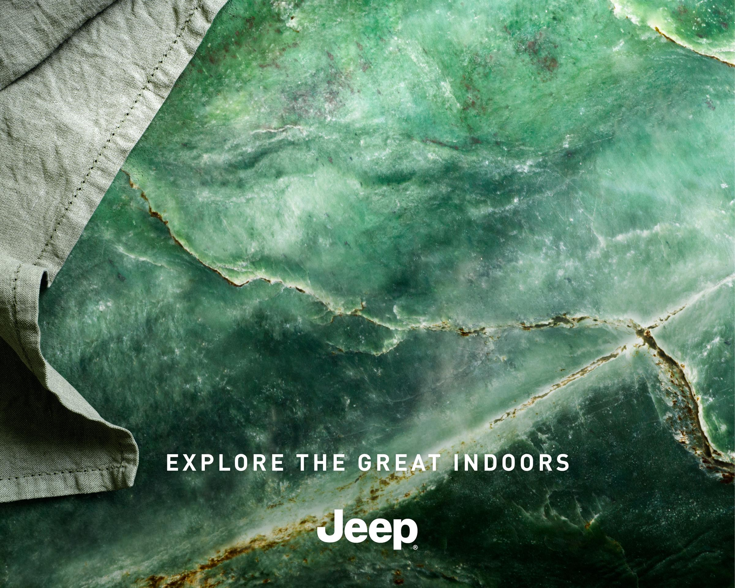 Jeep: Explore The Great Indoors