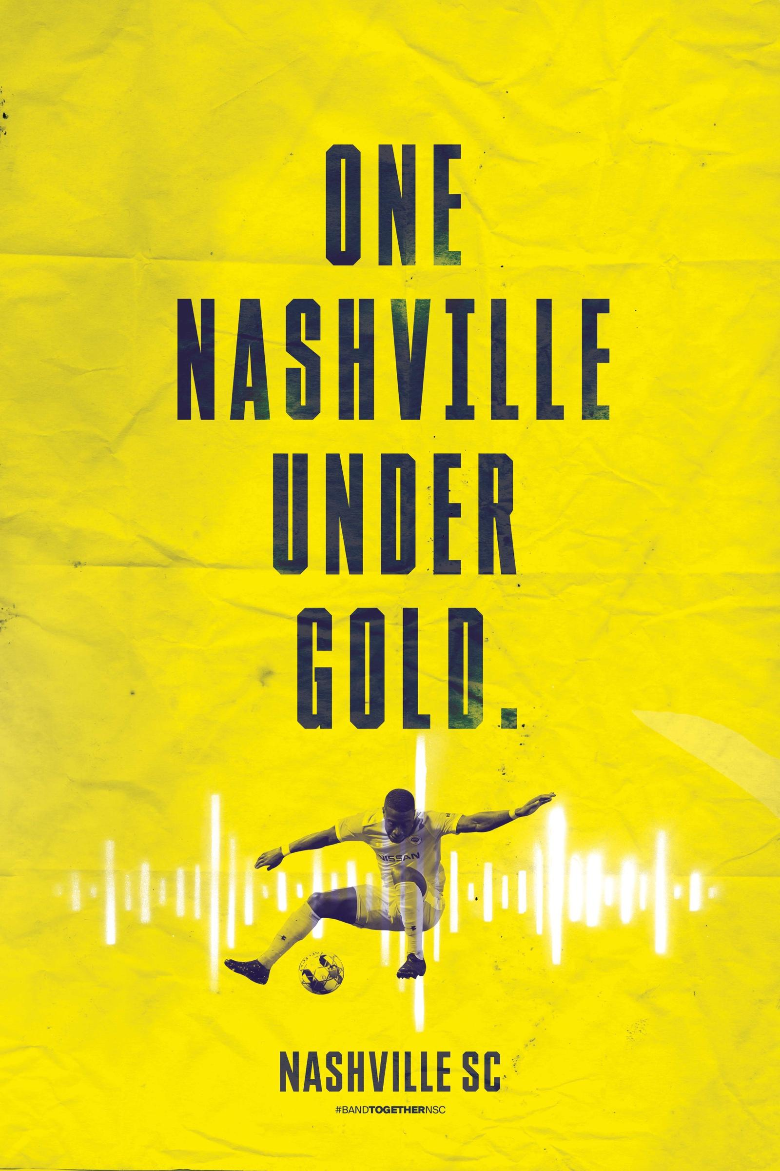 Nashville Soccer Club Outdoor Ad - Posters