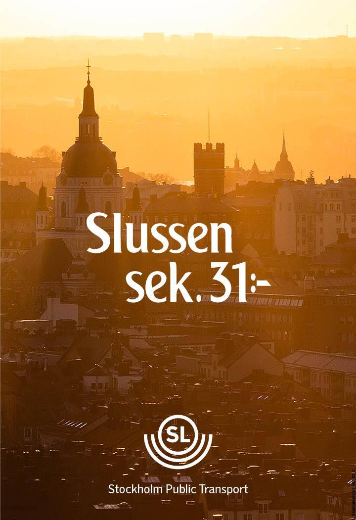 Stockholm Public Transport: Stay Grounded