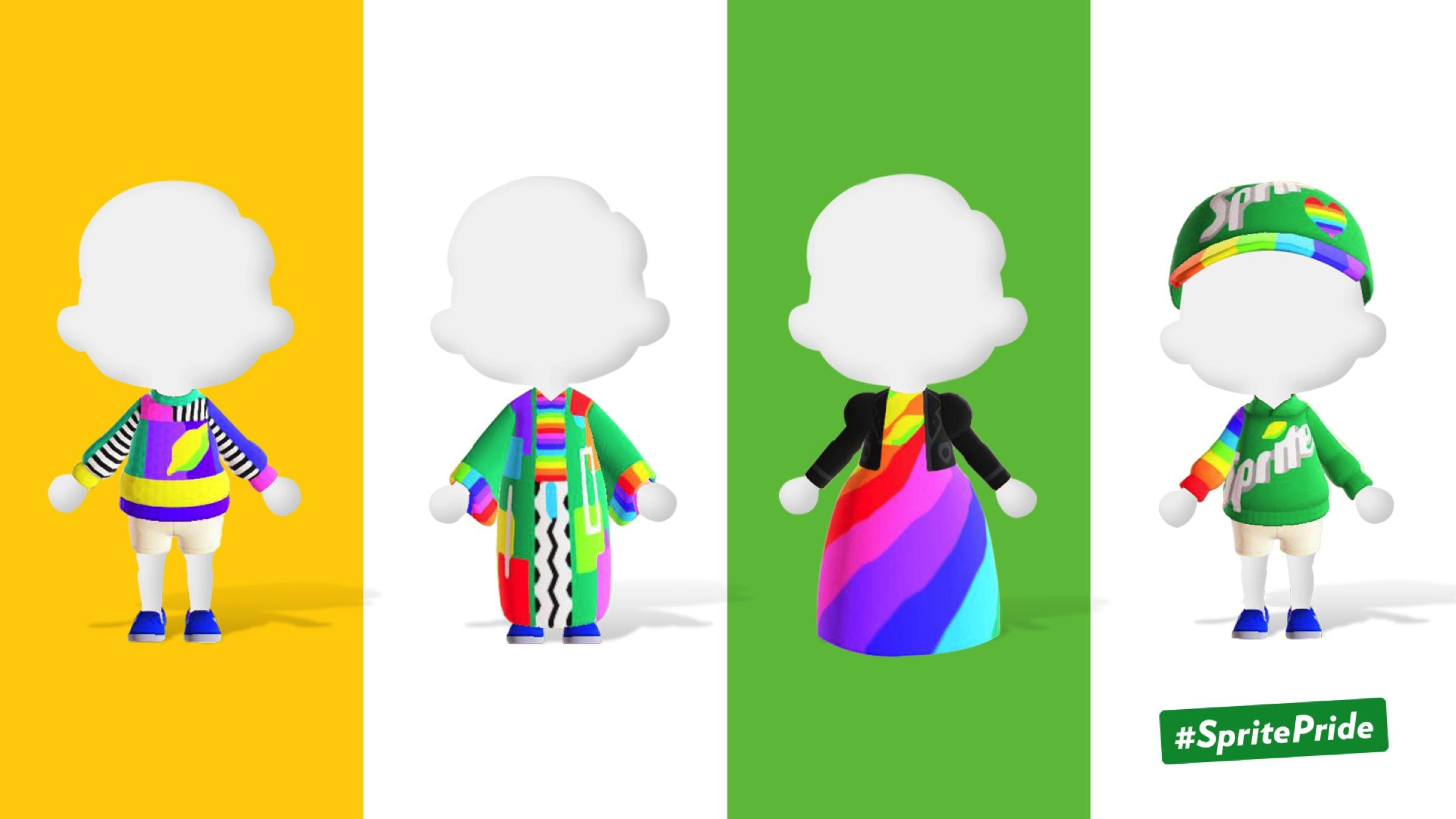 Sprite: Outfits of Pride