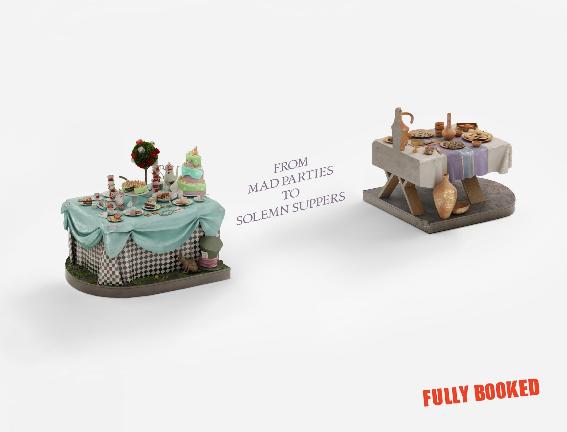 Fully Booked:  Table
