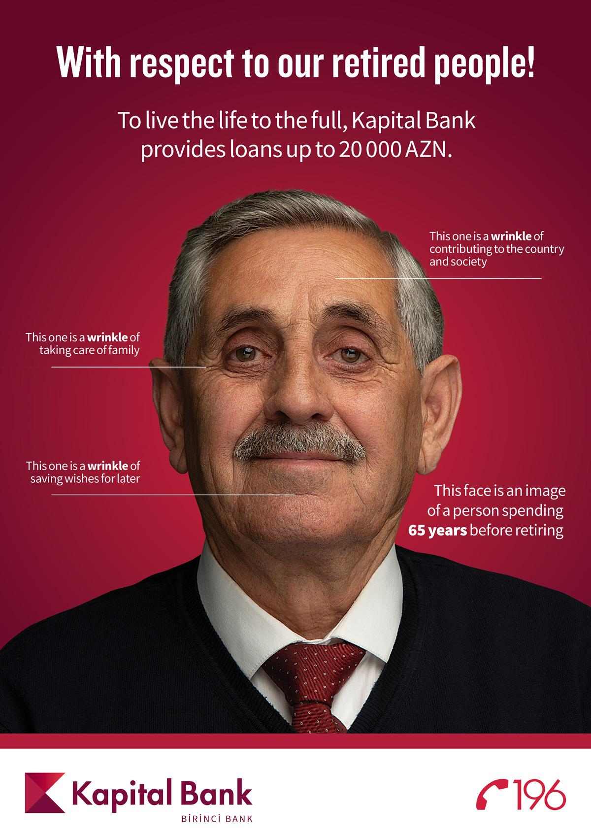 Kapital Bank: With Respect To Our Retired People, 1